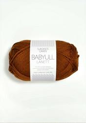 Baby Ull Lanett Ruskea 2755