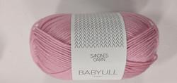 Baby Ull Lanett Vaaleanpunainen 4402