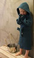 Lasten kylpytakki petrooli