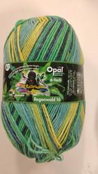 Opal sukkalanka liukuvärjätty 9911