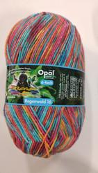 Opal sukkalanka liukuvärjätty 9912