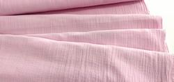 Harsokangas Double Gauze vaaleanpunainen 12,90 e/m