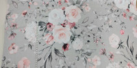 Ruusu ja hortensia trikoo 18,90 e/m