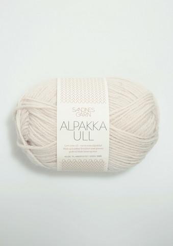Alpakka Ull 1015 kitti