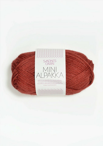 Mini Alpakka 4035 terra