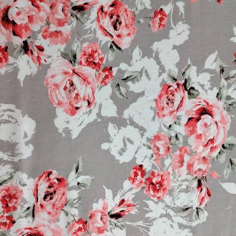 Pellavaviskoosi ruusu 18,90 e/m