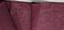 Linen look verhokangas viininpunainen 13,90 e/m