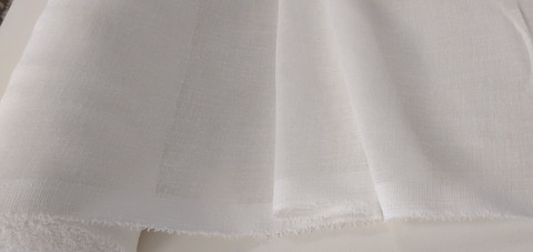 Linen look verhokangas luonnonvalkoinen 13,90 e/m