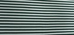 Tasaraita trikoo vihreä-valkoinen 19,90 e/m