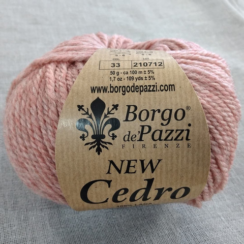 Villalanka Borgo de Pazzi New Cedro väri 33 roosa