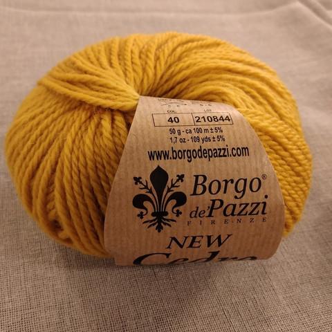 Villalanka Borgo de Pazzi New Cedro väri 40 auringon keltainen