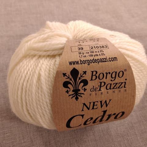 Villalanka Borgo de Pazzi New Cedro väri 39 luonnonvalkoinen