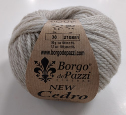 Villalanka Borgo de Pazzi New Cedro väri 38 vaalea beige