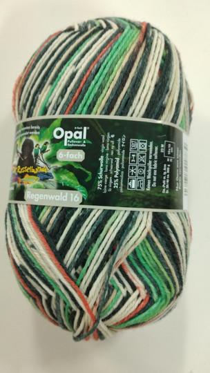 Opal sukkalanka liukuvärjätty 9914