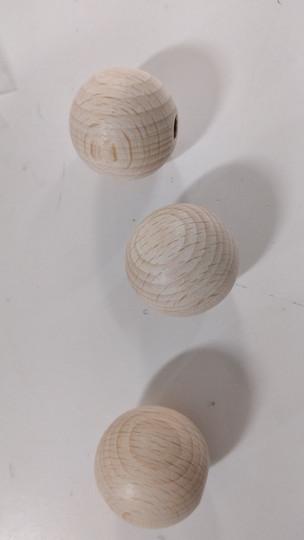 Puuhelmi 20 mm