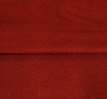 Verhoilukangas Valeria punainen 20 e/m