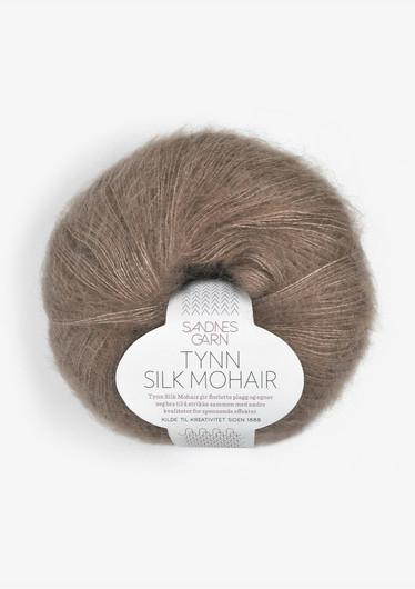 Tynn Silk Mohair 3161