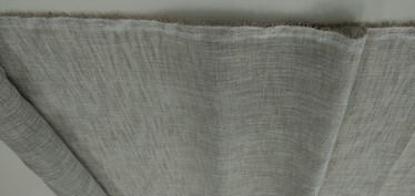 Linen look verhokangas pellava/valkoinen 13,90 e/m