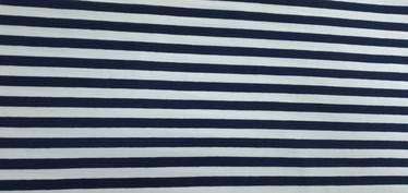 Tasaraita trikoo sinivalkoinen 19,90 e/m