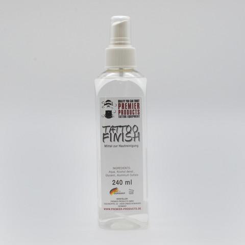 Tattoo Finish Spray 240 ml