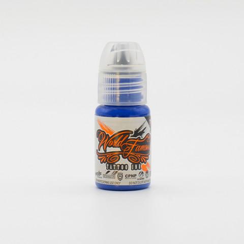 World Famous tattoo ink Navy Seals Blue 15 ml