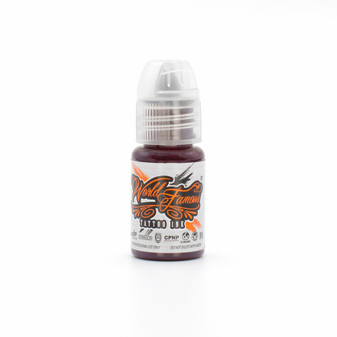 World Famous tattoo ink Pancho Violet 15 ml