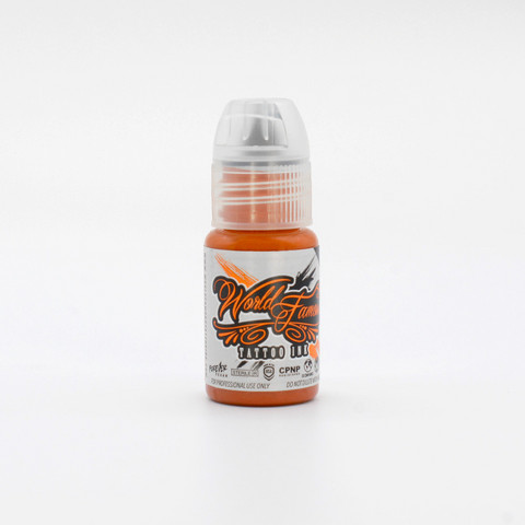 World Famous tattoo ink Red Clay 15 ml