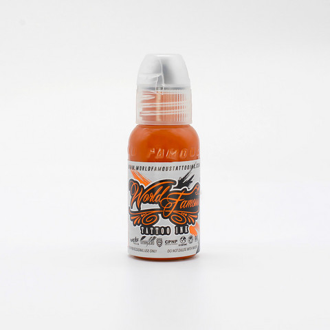 World Famous tattoo ink Red Clay 30 ml
