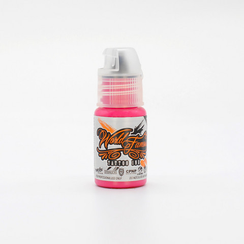World Famous tattoo ink Strawberry 15 ml