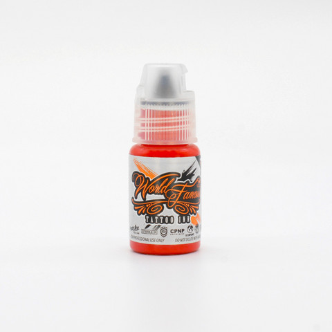 World Famous tattoo ink Sailor Jerry Red 15 ml