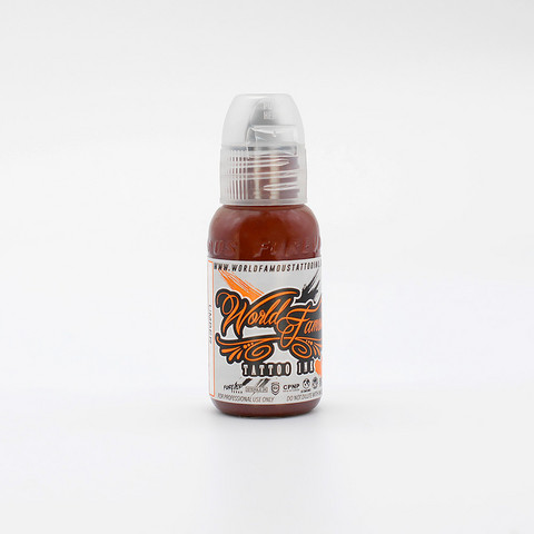World Famous tattoo ink Umber 30 ml