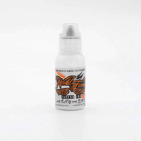 World Famous tattoo ink White House 30 ml