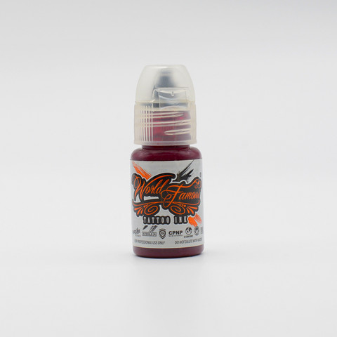 World Famous tattoo ink Magenta ink, Jay Freestyle Watercolor ink 15 ml