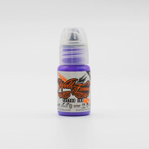 World Famous tattoo ink Galaxy Purple 15 ml