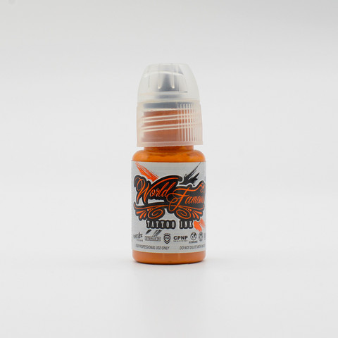 World Famous tattoo ink Cleopatra Copper 15 ml