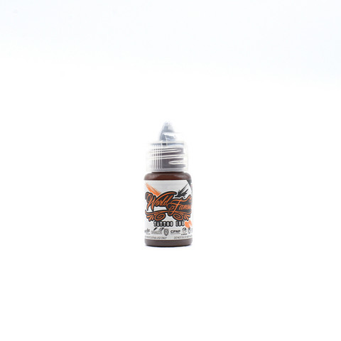 World Famous tattoo ink Bark Brown 15 ml