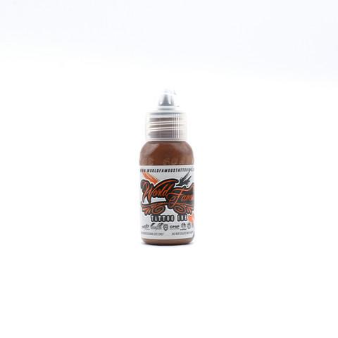 World Famous tattoo ink Bronze 30 ml
