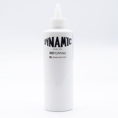 Dynamic WHITE 240 ml