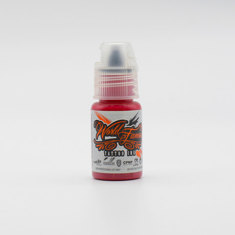 World Famous tattoo ink, Pink ink, Jay Freestyle Watercolor Ink 15 ml