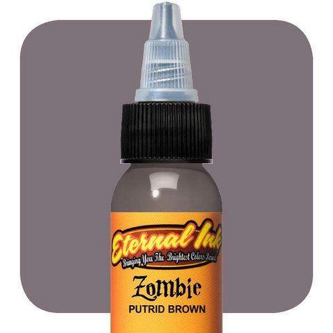 Zombie, Putrid Brown 30 ml