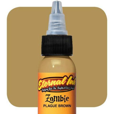 Zombie, Plague Brown 30 ml
