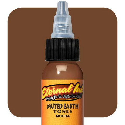 Muted Earth Tones, Mocha  30 ml