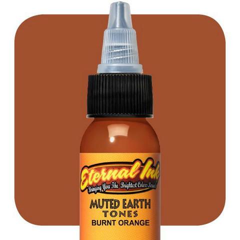 Muted Earth Tones, Burnt Orange 30 ml