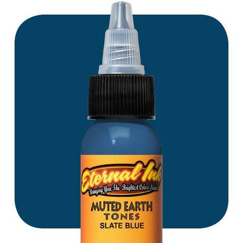 Muted Earth Tones, Slate Blue 30 ml