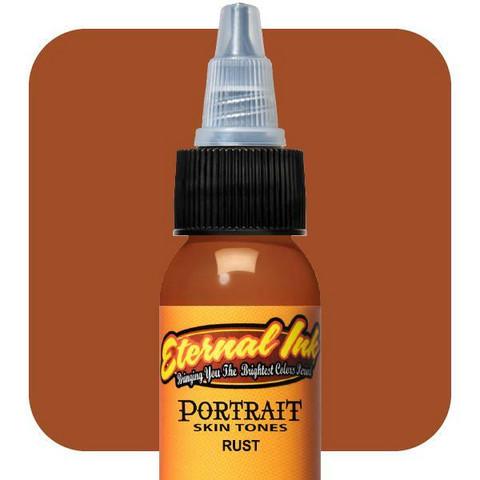 Portrait skin tones, Rust  30 ml