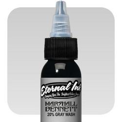 Marshall Bennett,  20% Gray Wash 30 ml