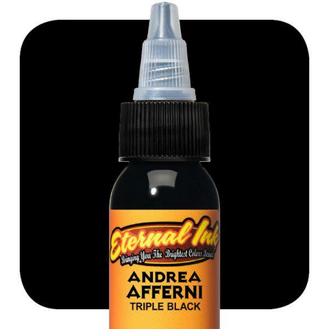 Andrea Afferni, Triple Black 30 ml