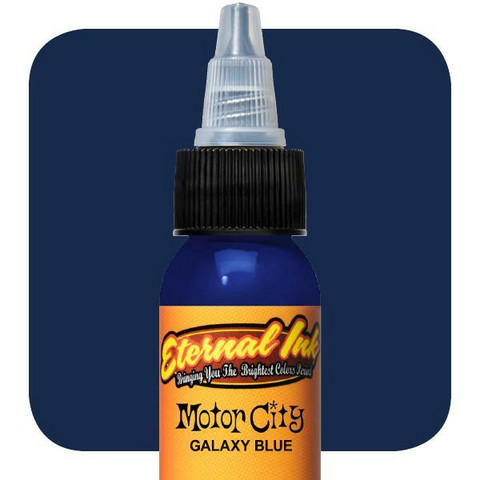 Motor City, Galaxy Blue  30 ml