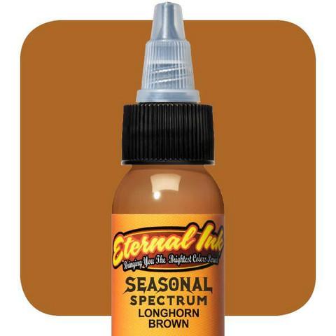 Seasonal Spectrum, Longhorn Brown  30 ml