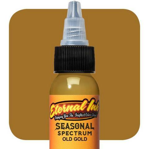 Seasonal Spectrum, Old Gold  30 ml